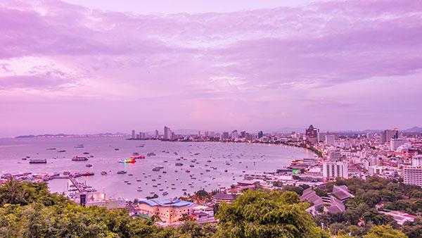 Thappraya Road Pattaya Hotels